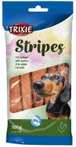 TRIXIE Stripes mit Geflügel, 10 Stck / 100 g (100g / 0,79€)
