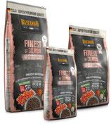 Belcando Finest GF Salmon / Grain-Free - verschiedene Größen (100 g ab 0,55 €)