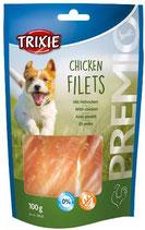TRIXIE PREMIO Chicken Filets, mit Hühnerbrust - verschiedene Größen (100g ab 2,33€)