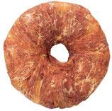 TRIXIE DENTA FUN Duck Chewing Ring, Rinderhaut mit Entenfleisch, Ø 10 cm, 110 g (100g / 3,63€)