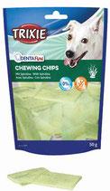 TRIXIE DENTA FUN Spirulina Chewing Chips - verschiedene Größen (100g ab 2,79€)