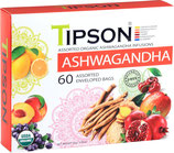 Ashwagandha Tea Assorted 60-er TIPSON