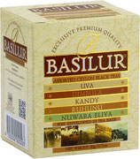 Assorted Ceylon Black Tea 10-er BASILUR