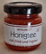 Honigtee mit Zimt & Ingwer