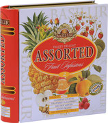 Book Assorted Fruit Infusion II BASILUR