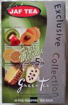 Fruit Melange Grün JAF TEA