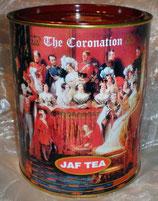 The Coronation JAF TEA