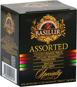 Assorted Specialty 10-er BASILUR