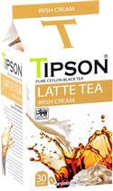 Latte Tea Irish Cream TIPSON