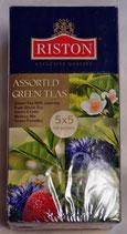 Assorted Green Teas RISTON