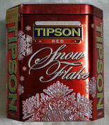 Snow Flake red TIPSON