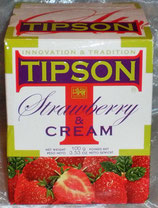 Strawberry & Cream TIPSON