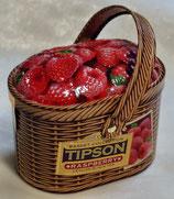 Basket Raspberry TIPSON