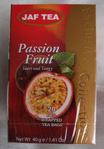 Passion Fruit schwarz JAF TEA
