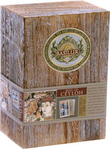White Tea Present Box BASILUR
