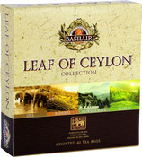 Assorted Ceylon Black Tea 40-er BASILUR