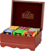 Wooden Box Brown BASILUR