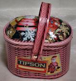 Basket Christmas TIPSON