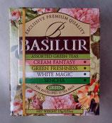 Assorted Green Tea Bouquet 10-er BASILUR