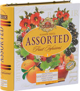 Book Assorted Fruit Infusion I BASILUR