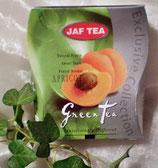 Peach Apricot green JAF TEA
