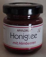 Honigtee mit Himbeeren