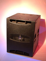 DB Technologies Sub 18D 1000 Watt