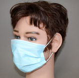 Maske 3-lagig Einweg Mund-Nasen-Schutz Mundbedeckung Gesichtsmaske  50 & 100 Stk.