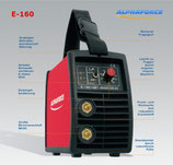 Alphaforce Elektrodeninverter E-160 im SET