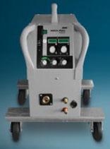 REHM MEGA.PULS FOCUS 430 WS Wassergekühlt, separater Vorschubkoffer mit div. Extras