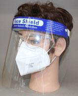 Gesichtsschutz Visier Schutzmaske Gesichtsmaske Schutzvisier Visier Augenschutz