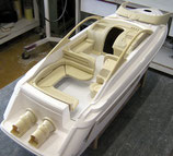 Baukasten Fairline Targa 34 komplett mit Beschlagsatz