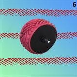 Streifenwalze Muster 6