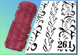 Strukturwalze Muster 261