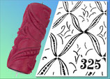Strukturwalze Muster 325