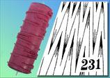 Strukturwalze Muster 231