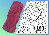 Strukturwalze Muster 126