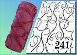 Strukturwalze Muster 241
