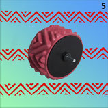 Streifenwalze Muster 5