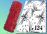 Strukturwalze Muster 124