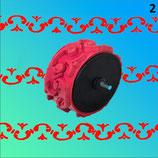 Streifenwalze Muster 2