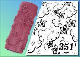 Strukturwalze Muster 351