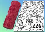 Strukturwalze Muster 226