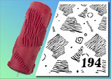 Strukturwalze Muster 194
