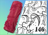 Strukturwalze Muster 146