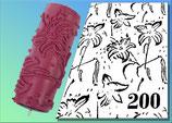 Strukturwalze Muster 200