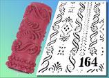 Strukturwalze Muster 164