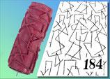 Strukturwalze Muster 184