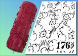 Strukturwalze Muster 176