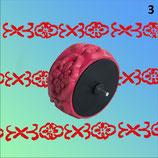 Streifenwalze Muster 3
